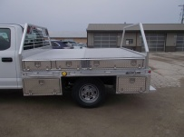Specialized Aluminum Truck Beds - STB 309A