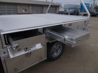 Specialized Aluminum Truck Beds - STB 309B