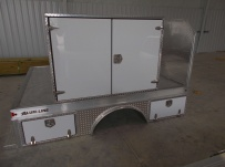 Specialized Aluminum Truck Beds - STB 310A