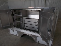 Specialized Aluminum Truck Beds - STB 310B