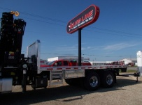 Specialized Aluminum Truck Beds - STB 313A