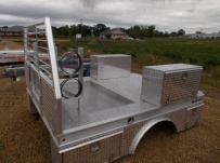 Specialized Aluminum Truck Beds - STB 317