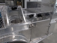 Specialized Aluminum Truck Beds - STB 318A