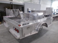 Specialized Aluminum Truck Beds - STB 318B