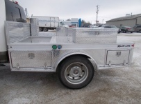 Specialized Aluminum Truck Beds - STB 320C