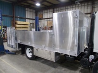 Specialized Aluminum Truck Beds - STB 322A