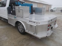 Specialized Aluminum Truck Beds - STB 325A
