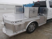 Specialized Aluminum Truck Beds - STB 325B