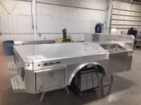 Specialized Aluminum Truck Beds - STB 326A