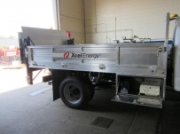 Specialized Aluminum Truck Beds - STB 327B