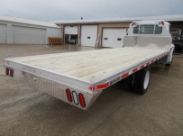 Specialized Aluminum Truck Beds - STB 329A