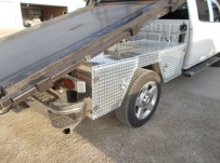 Specialized Aluminum Truck Beds - STB 330A