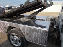 Specialized Aluminum Truck Beds - STB 330B