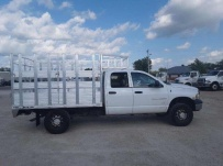 Specialized Aluminum Truck Beds - STB 331A