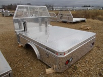 Specialized Aluminum Truck Beds - STB 334A