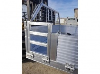 Specialized Aluminum Truck Beds - STB 335B