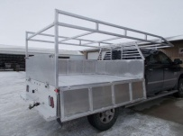 Specialized Aluminum Truck Beds - STB 337