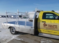 Specialized Aluminum Truck Beds - STB 338A