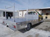 Specialized Aluminum Truck Beds - STB 338B
