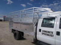Specialized Aluminum Truck Beds - STB 342A