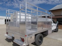 Specialized Aluminum Truck Beds - STB 342B