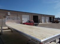 Specialized Aluminum Truck Beds - STB 343A