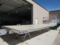 Specialized Aluminum Truck Beds - STB 343B