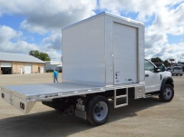 Specialized Aluminum Truck Beds - STB 274
