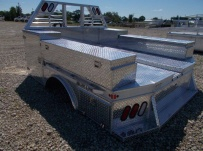 Popular Models Aluminum Truck Beds - PTB 275