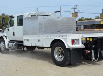 Specialized Aluminum Truck Beds - STB 275