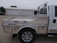 Popular Models Aluminum Truck Beds - PTB 276A