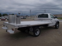 Specialized Aluminum Truck Beds - STB 279B