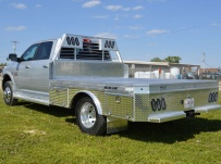 Popular Models Aluminum Truck Beds - PTB 282