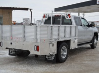 Specialized Aluminum Truck Beds - STB 284