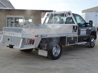 Popular Models Aluminum Truck Beds - PTB 289