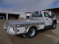 Popular Models Aluminum Truck Beds - PTB 290A
