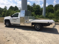 Specialized Aluminum Truck Beds - STB 291C