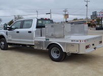 Specialized Aluminum Truck Beds - STB 297B