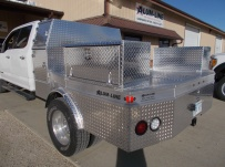 Specialized Aluminum Truck Beds - STB 301