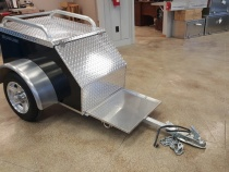 Motorcycle & Auto Trailers