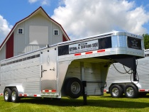 Livestock/Horse Trailers