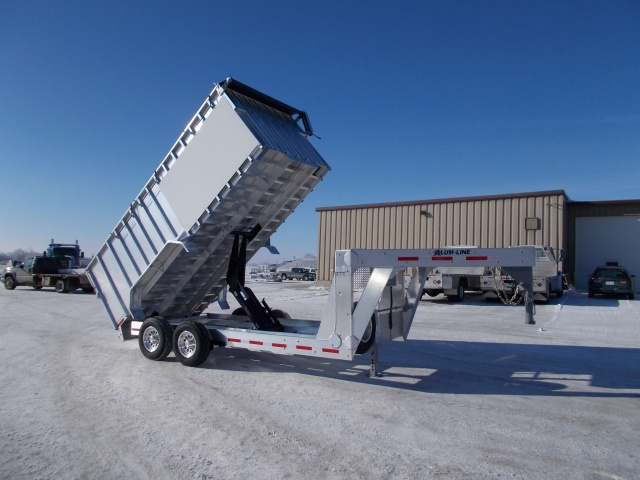 Truck Beds For Sale >> Custom All-Aluminum Trailers, Truck Bodies, Boxes For Sale | Alum-line
