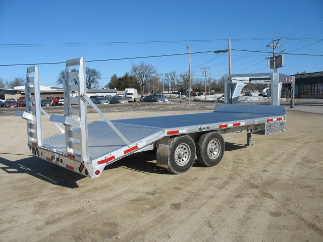 Wiring Diagram For Gooseneck Lowboy And Deckover Equipment Trailers ...