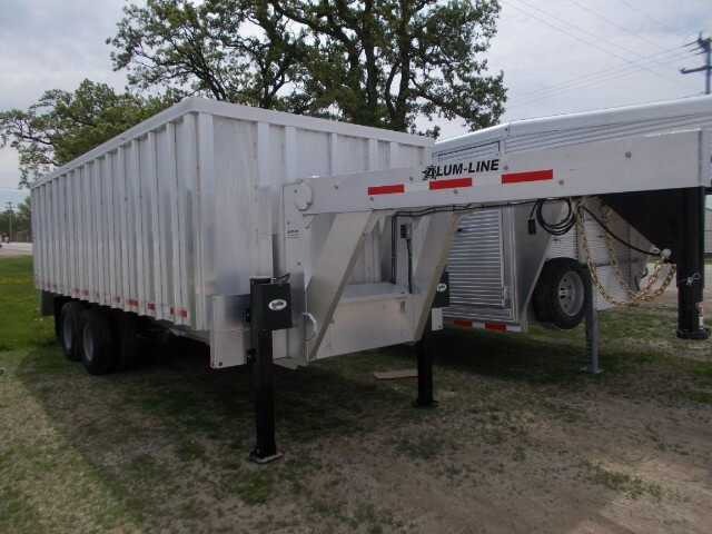 Custom All-Aluminum Trailers, Truck Bodies, Boxes For Sale